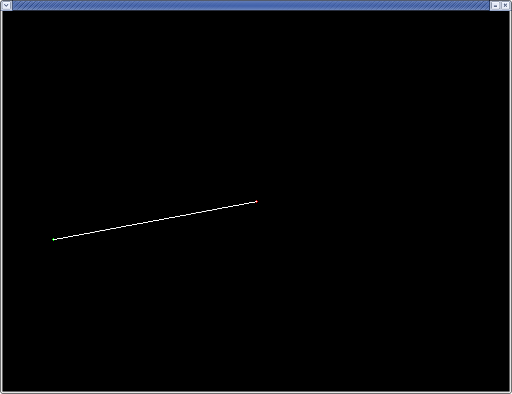 Dda Line Drawing Algorithm Animation : Labbar i datorgrafik